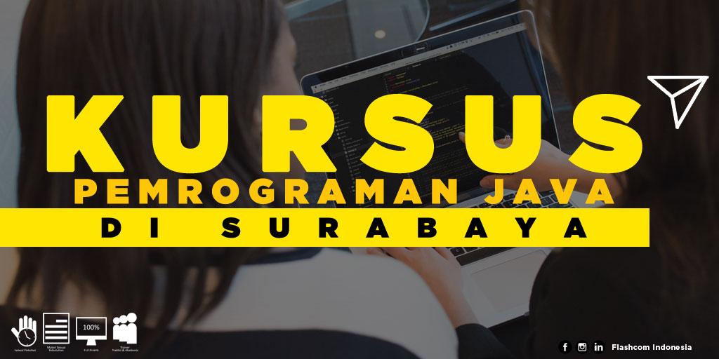 Tempat Kursus Pemograman Java di Surabaya