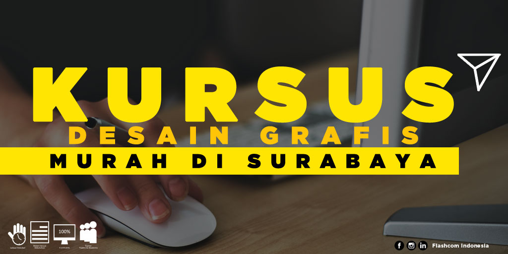 Tempat Kursus Desain Grafis Murah di Surabaya