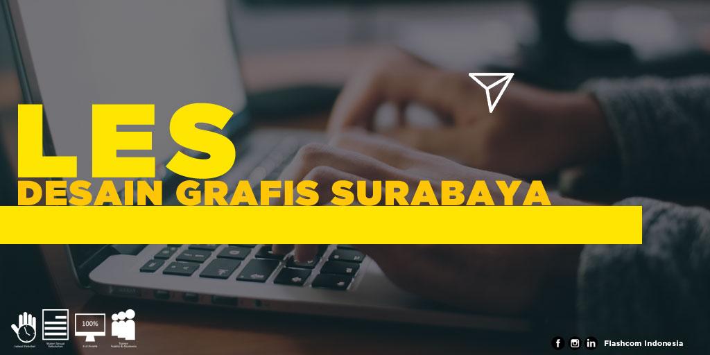 Tempat Les Desain Grafis Surabaya
