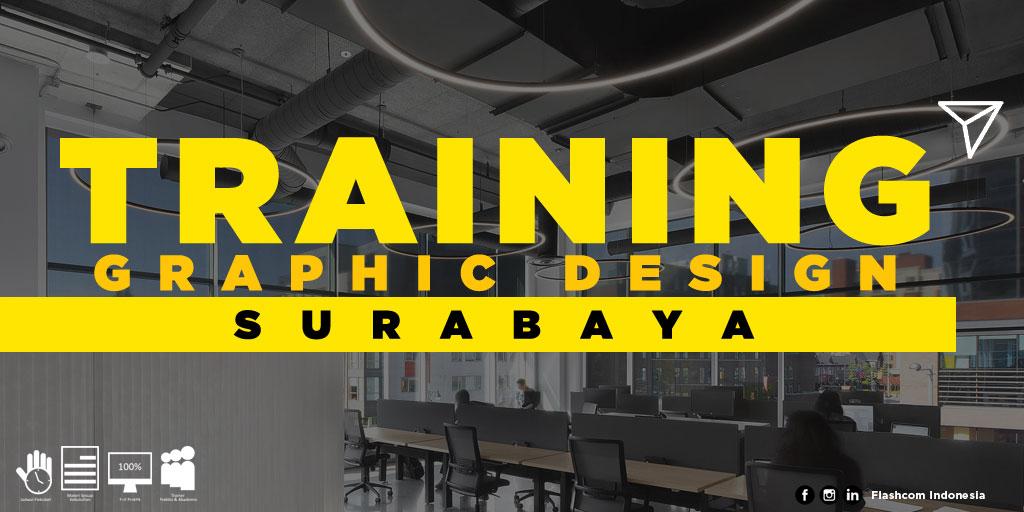 Tempat Training Graphic Design Surabaya