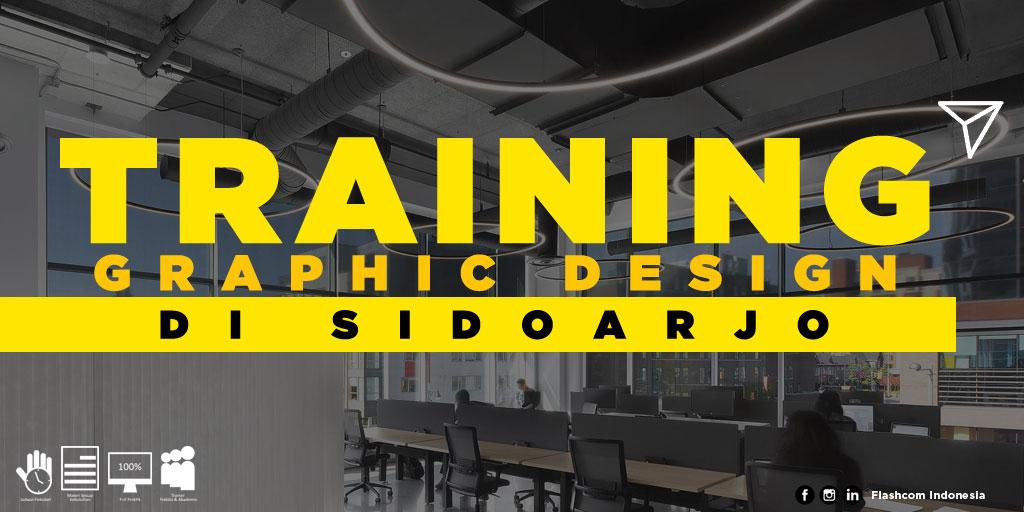 Ikutilah Training Graphic Design di Sidoarjo Berkualitas bersama Ahlinya Disini