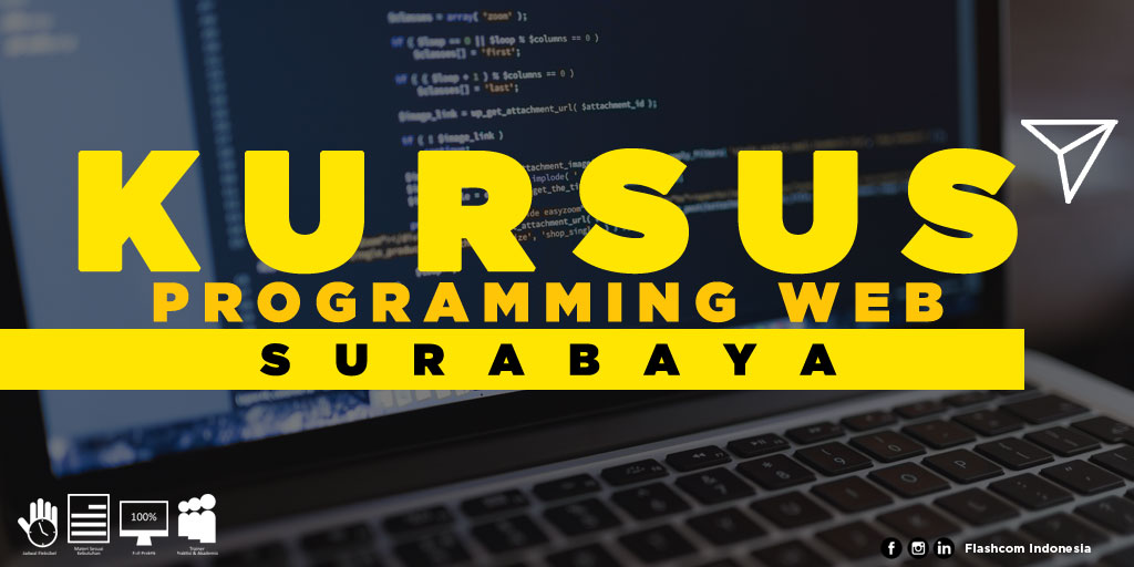Tempat Kursus Programming Web Surabaya