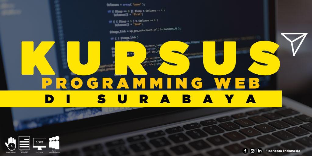 Tempat Kursus Programming Web di Surabaya