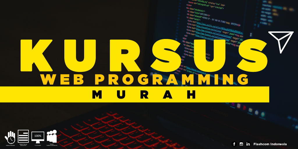 Tempat Kursus Web Programming Murah