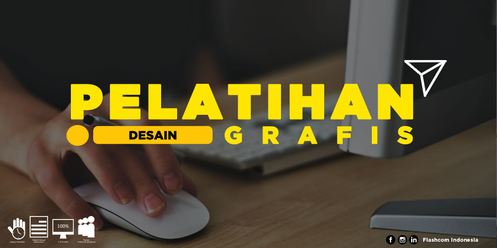 Tempat Pelatihan Desain Grafis