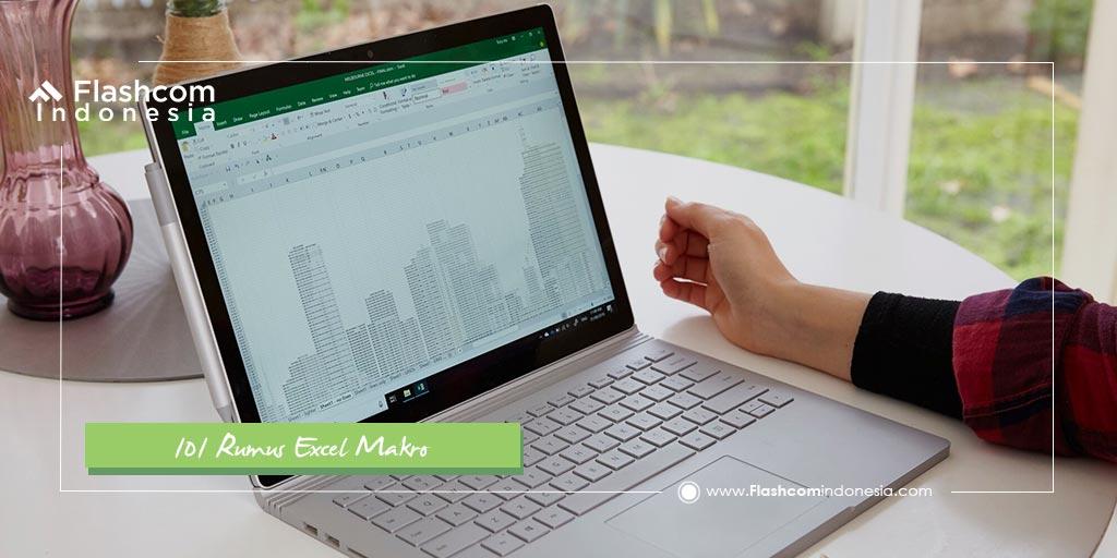 101 rumus penting pada Excel Makro Perlu Anda Ketahui