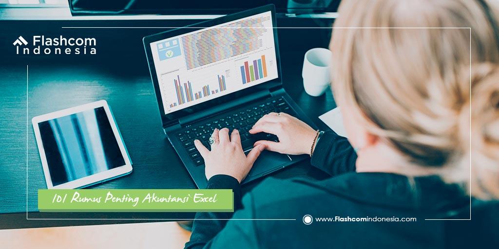 101 Rumus penting pada Akuntansi Excel Wajib Anda Ketahui