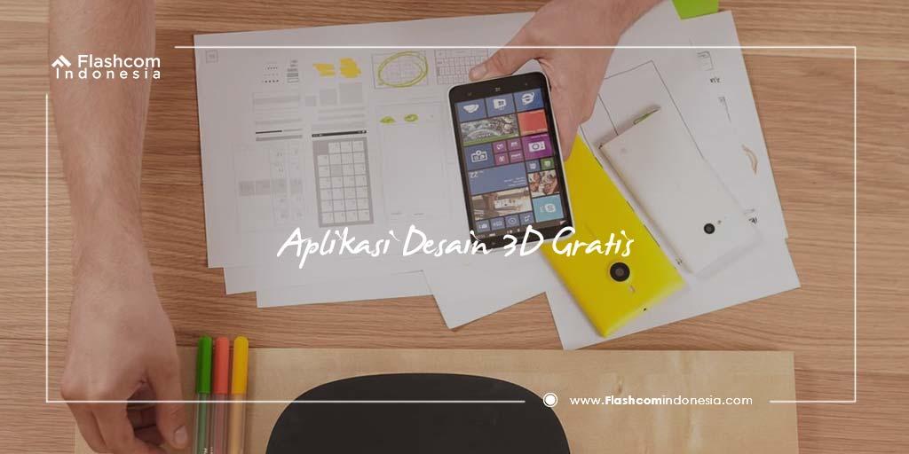 5 Aplikasi Desain 3D Gratis ini Dapat Membantu Kalian Jadi Desainer Bergaji Jutaan