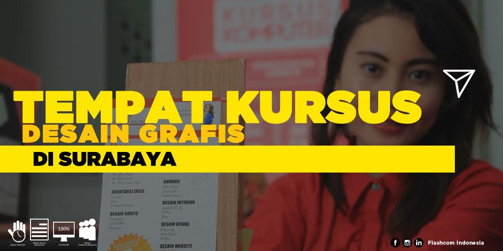 Tempat Kursus Desain Grafis di Surabaya