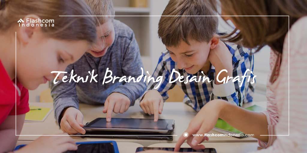 Belajar Teknik Branding Desain Grafis dengan Mudah untuk Pemula