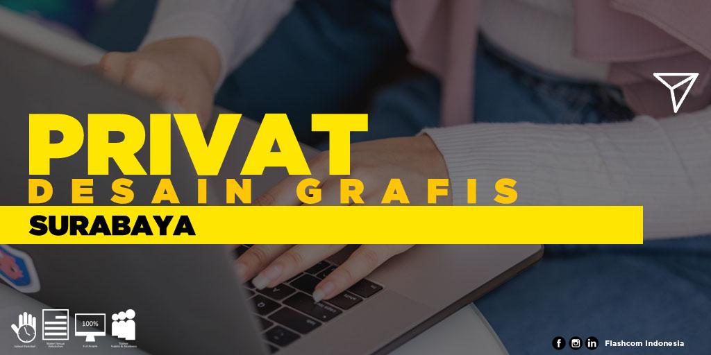 Tempat Privat Desain Grafis Surabaya