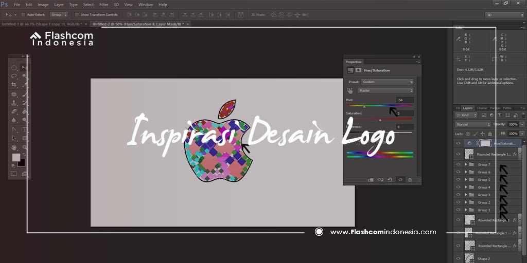7 Website Inspirasi Desain Logo Terbaik Buat Kalian Miliki