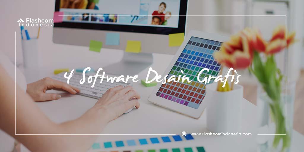 4 Software Desain Grafis