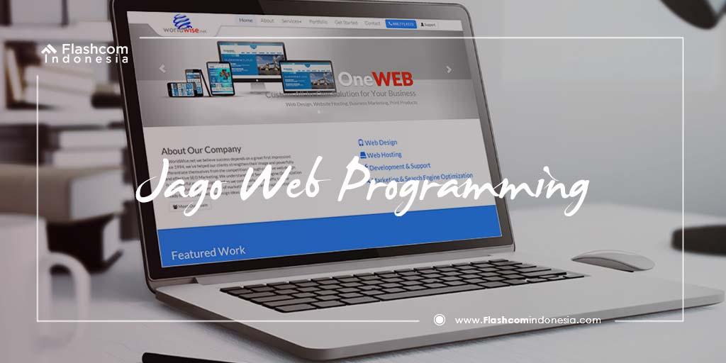 Inilah Cara Membuat Anda Jago Web Programming dengan Mudah