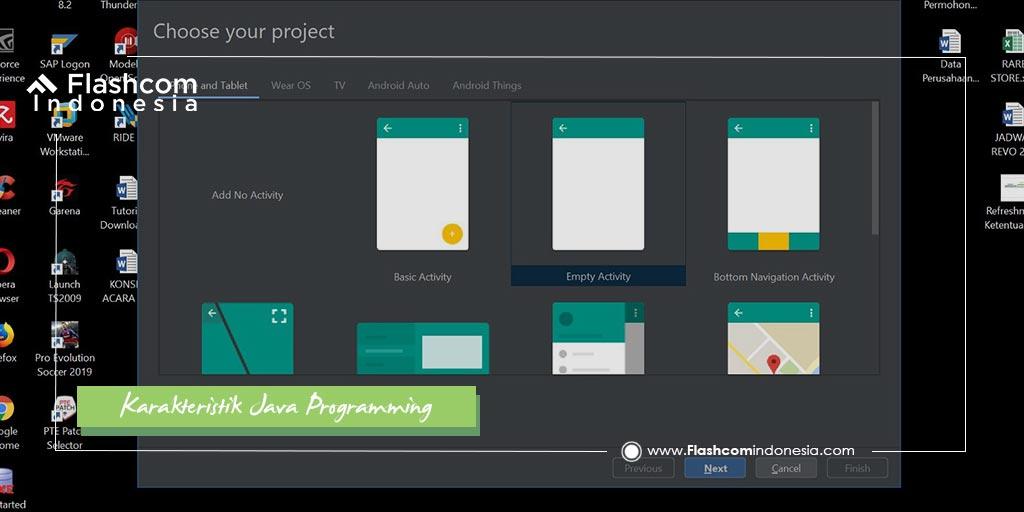 Karakteristik-Java-Programming