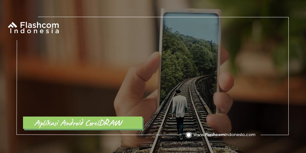 Aplikasi Android CorelDRAW