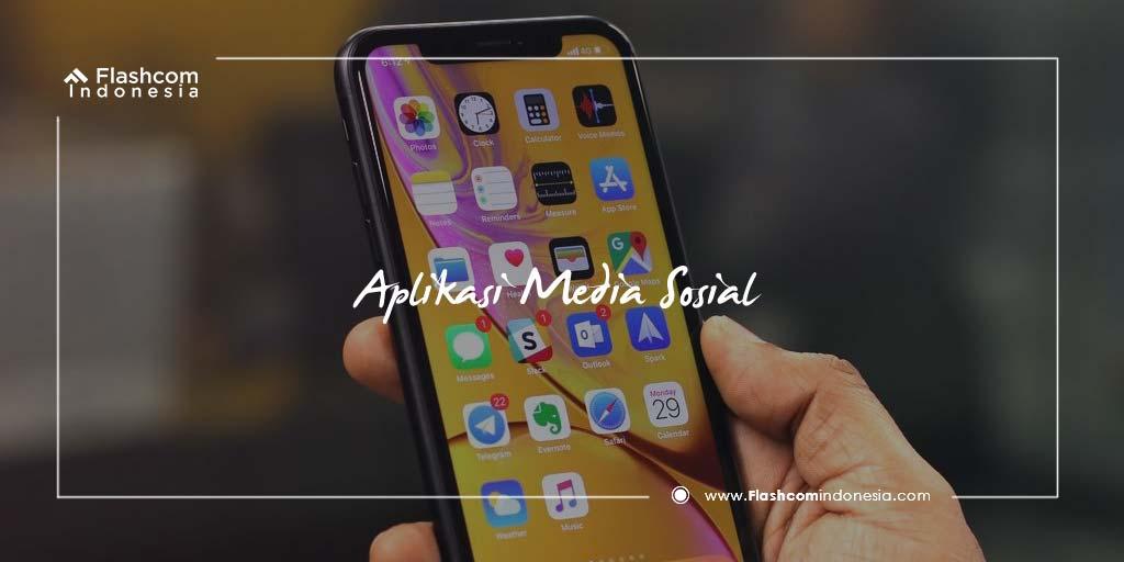 Hebat ! Inilah 5 Aplikasi Media Sosial Karya Anak Bangsa !