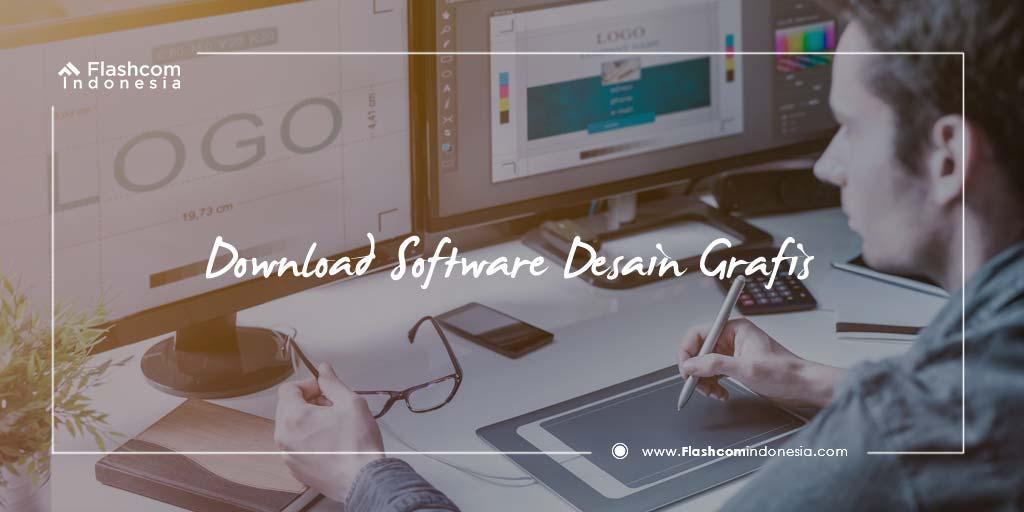 Download software desain grafis yang paling populer setidaknya ada 4 | Premium & Free download