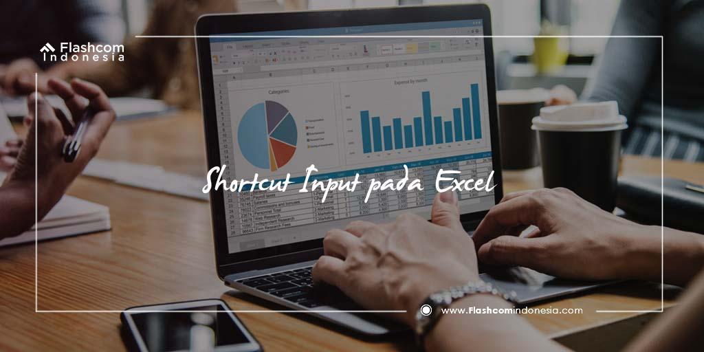 7 Shortcut Input dan Menyalin Data secara cepat pada Excel