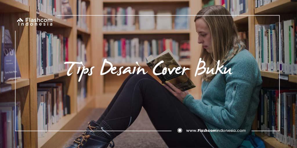 Tips Desain Cover Buku