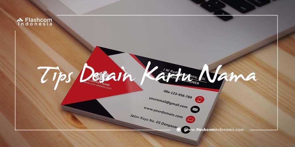 Tips Desain Kartu Nama
