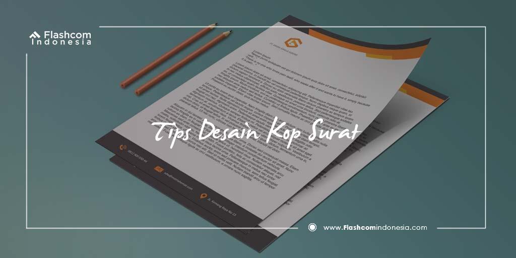 Tips Desain Kop Surat