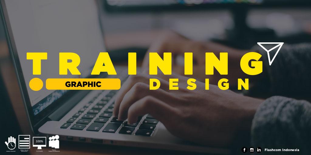 Meningkatkan kreativitas di industri kreatif dengan mengikuti Training graphic design