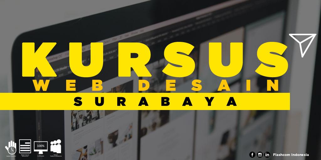Perhatikan ! inilah 5 hal penting sebelum mendesain website melalui Kursus web desain Surabaya