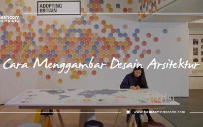 Simple! 7 Cara Menggambar Desain Arsitektur dengan Autocad Perlu Anda Ketahui