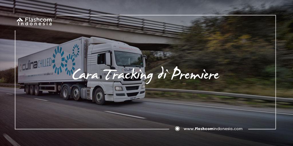 Cara Tracking di Premiere
