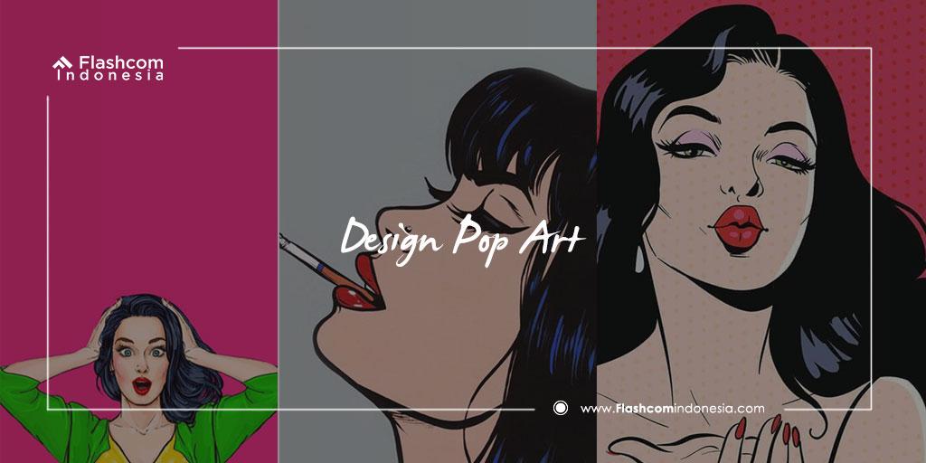 Cukup Mudah! Tahapan Membuat Desain Pop Art dengan Photoshop Perlu Anda Pelajari