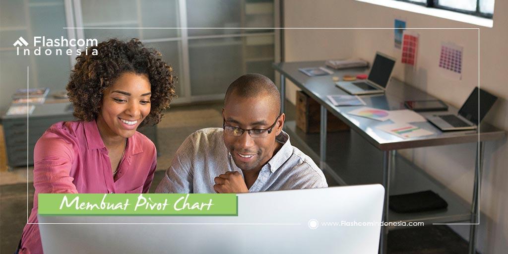 Langkah Mudah Membuat Pivot Chart Pada Excel