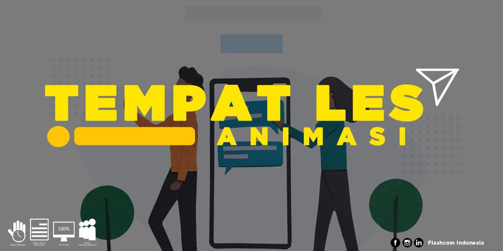 Keuntungan belajar membuat animasi dengan mengikuti Les Animasi bersama Flashcom Indonesia