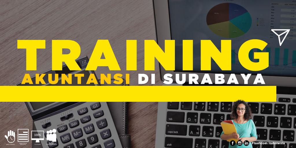 Tempat Training Akuntansi di Surabaya
