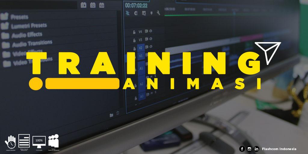 Tempat Training Animasi