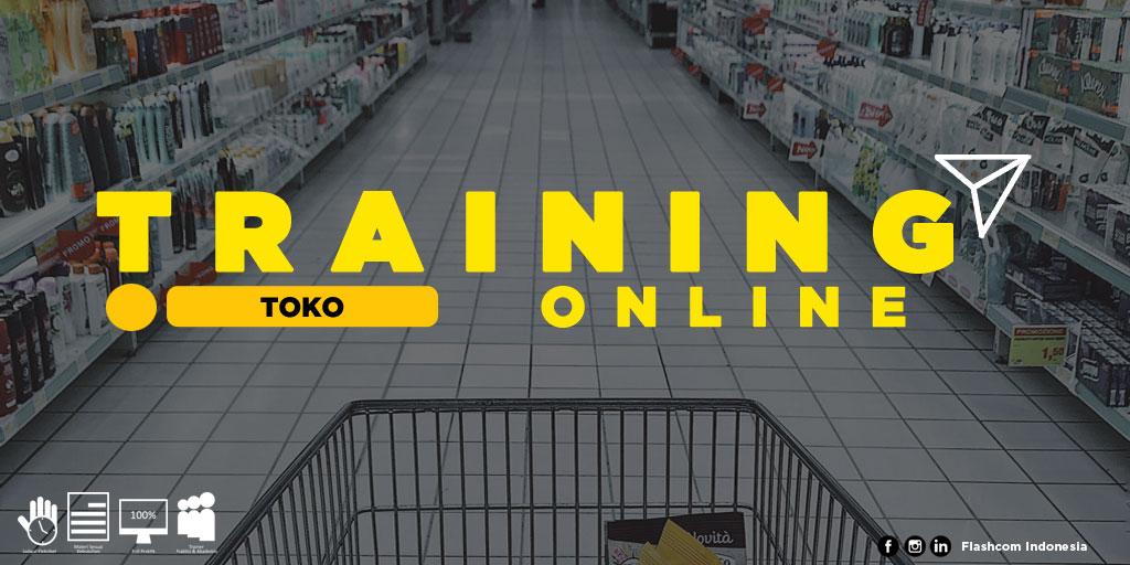 Tempat Training Toko Online