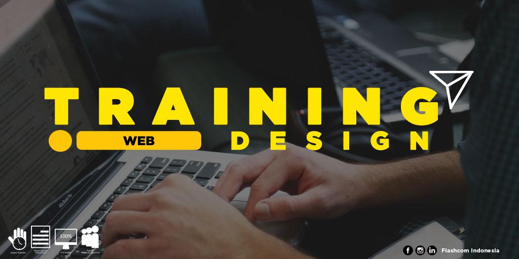 Tempat Training Web Design
