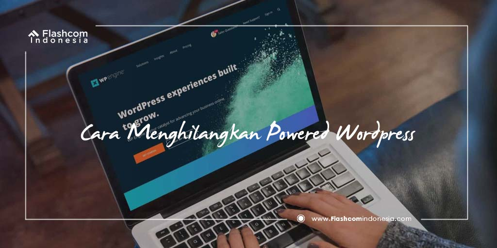 Cara Menghilangkan Powered Wordpress