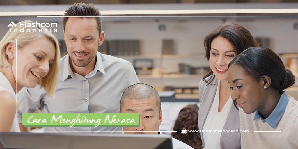 Cara Menghitung Neraca