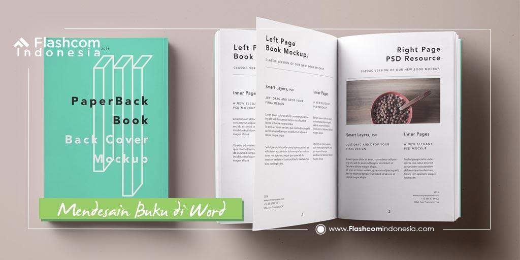 Makin Oke, Inilah Cara Mendesain Buku di Word Keren dan Menarik