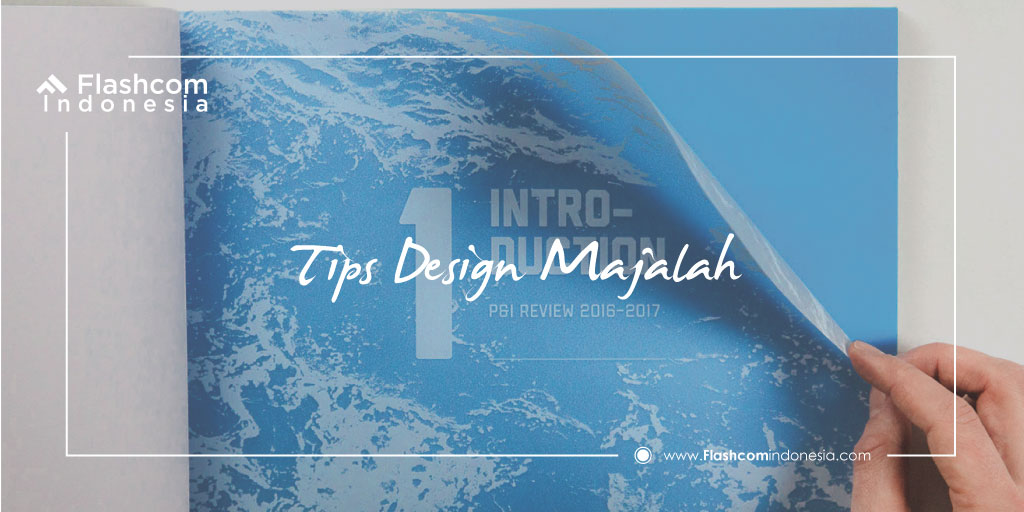Tips Desain Majalah