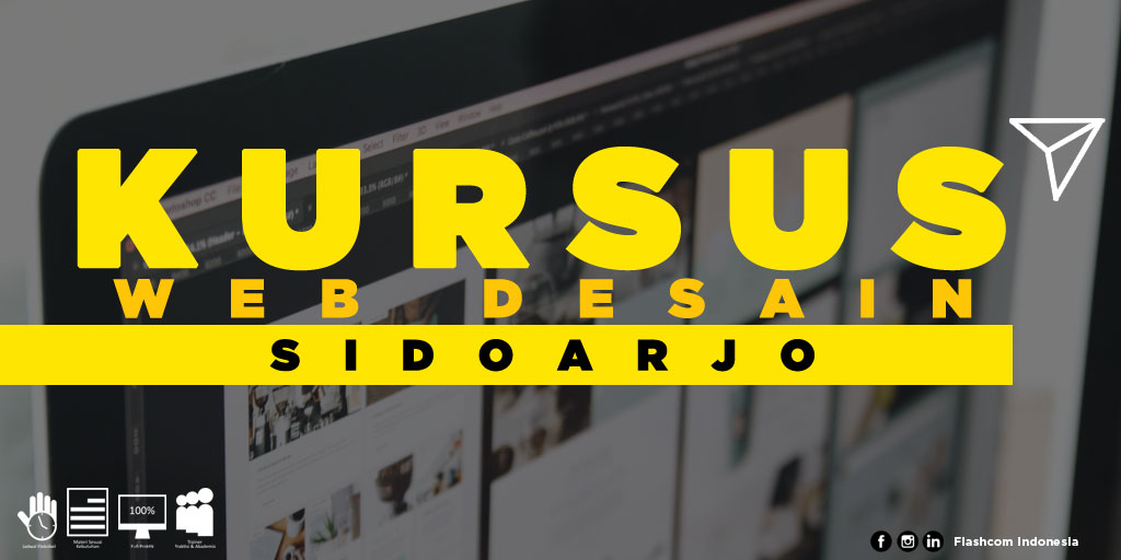Tempat Kursus Web Desain Sidoarjo