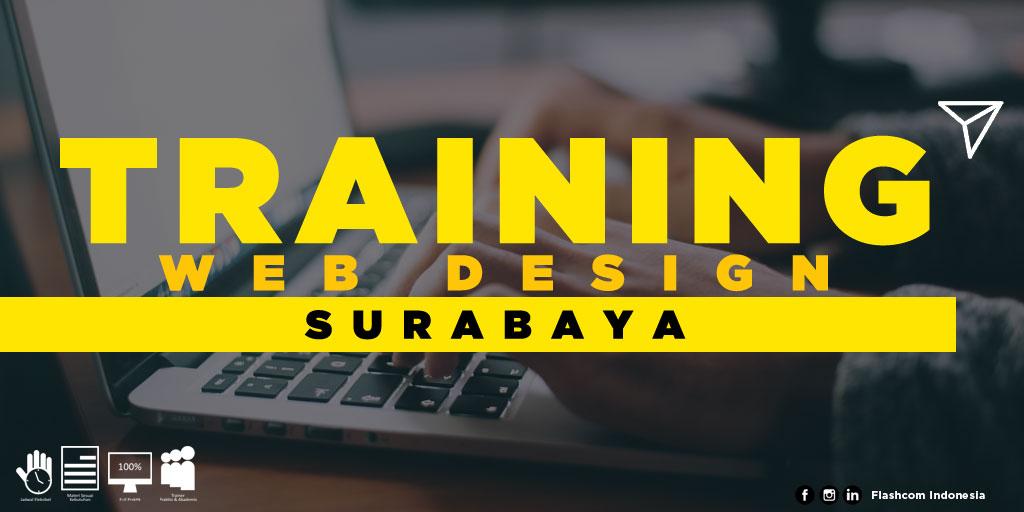 Panduan Dasar Membuat Desain Web Lebih Menarik dengan Training Web Design Surabaya sampai Mahir