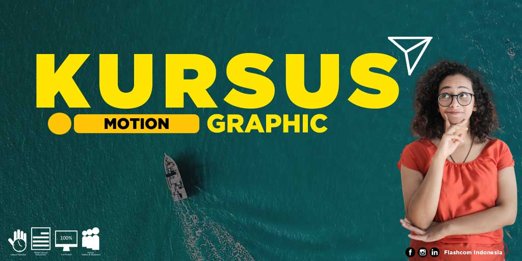 Kursus Motion Graphic