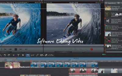 3 Software Editing Video Paling Sering Digunakan Editor Profesional