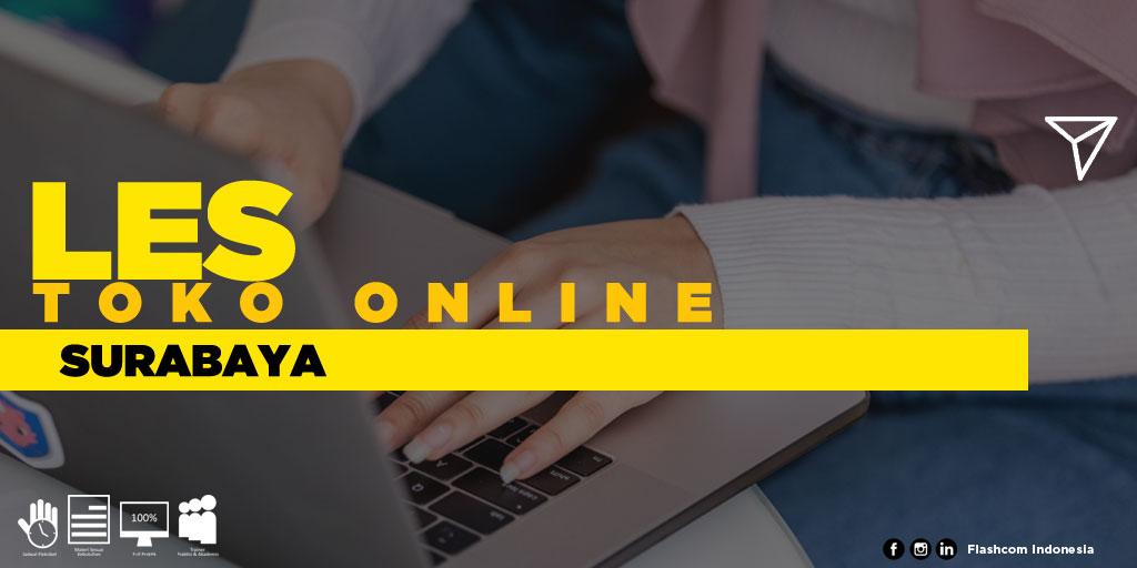 3 Jenis Toko Online Beserta Sejumlah Manfaatnya dengan Les Toko Online Surabaya