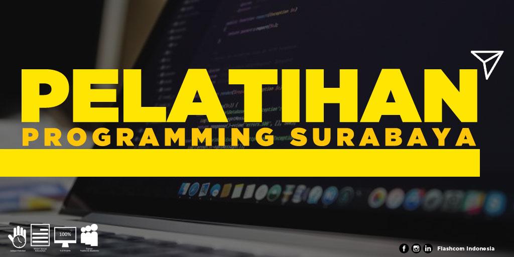 Tempat Pelatihan Programming Surabaya