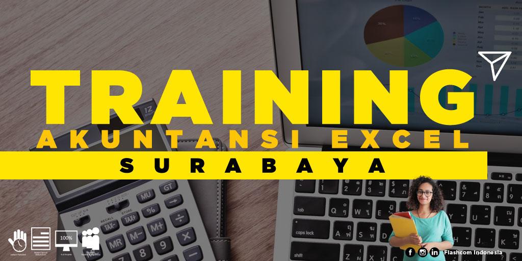 Tempat Training Akuntansi Excel Surabaya