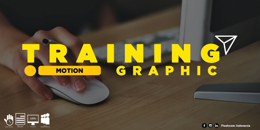 Tempat Training Motion Graphic
