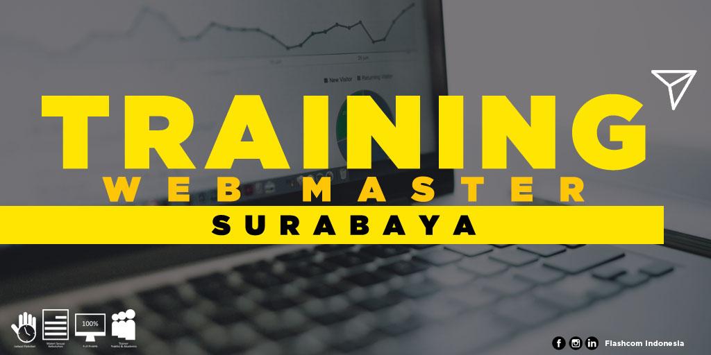 Tempat Training Web Master Surabaya